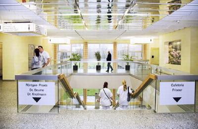 Кардиологический центр НИДЕРБЕРГ - Германия