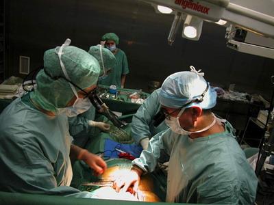 Кардиоцентр ОАО Медицина в Москве - операция на сердце